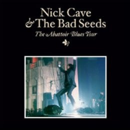 Nick Cave & The Bad Seeds The Abattoir Blues Tour
