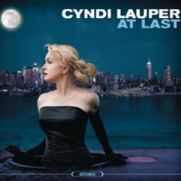 Cyndi Lauper At Last