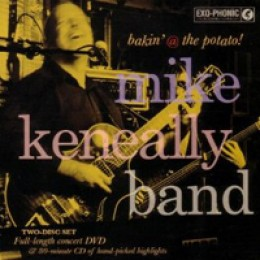 Mike Keneally Band Bakin' @ the Potato!