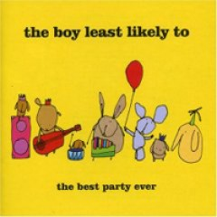 The Boy Least Likely To The Best Party Ever