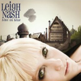 Leigh Nash Blue on Blue