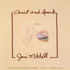 Joni Mitchell Court and Spark