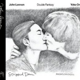 John Lennon and Yoko Ono Double Fantasy Stripped Down