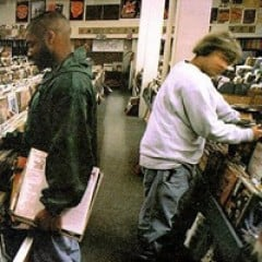 DJ Shadow Endtroducing…