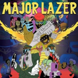Major Lazer: Free the Universe