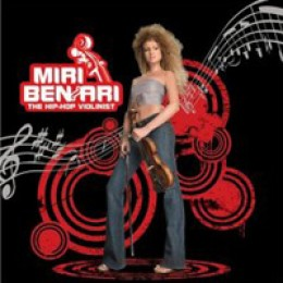 Miri Ben-Ari The Hip-Hop Violinist