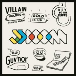 JJ DOOM Key to the Kuffs