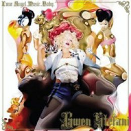 Gwen Stefani Love. Angel. Music. Baby.