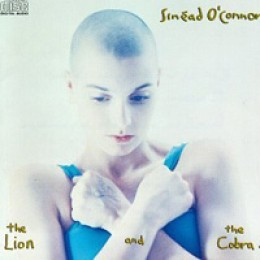 Sinéad O'Connor The Lion and the Cobra