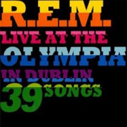 R.E.M. Live at the Olympia