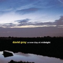 David Gray A New Day at Midnight
