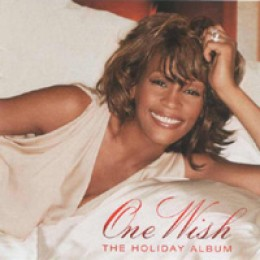 Whitney Houston One Wish: The Holiday Album