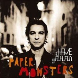 Dave Gahan Paper Monsters
