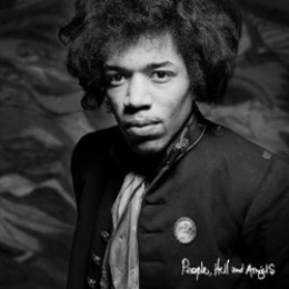 Jimi Hendrix People, Hell and Angels