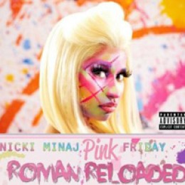 Nicki Minaj Pink Friday: Roman Reloaded