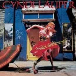 Cyndi Lauper She's So Unusual