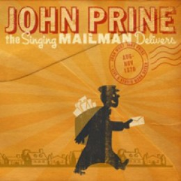John Prine The Singing Mailman Delivers