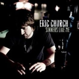 Eric Church Sinners Like Me