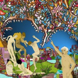 Of Montreal Skeletal Lamping