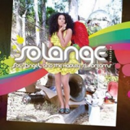 Solange Sol-Angel and the Hadley St. Dreams