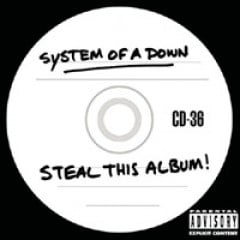 System of a Down Steal This Album