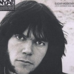 Neil Young Sugar Mountain - Live at Canterbury House 1968