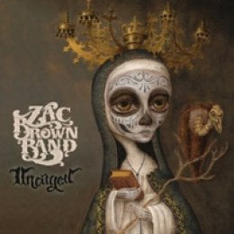 Zac Brown Band Uncaged