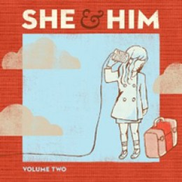 She & Him Volume Two
