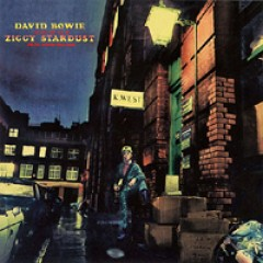David Bowie The Rise & Fall Of Ziggy Stardust