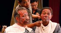 Exclusive: 3 Stills from <em>The Act of Killing</em>