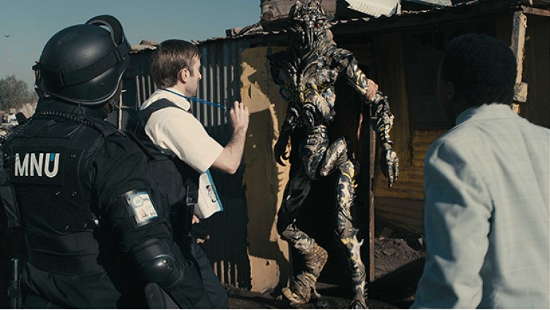 Disarmed: <em>District 9</em>