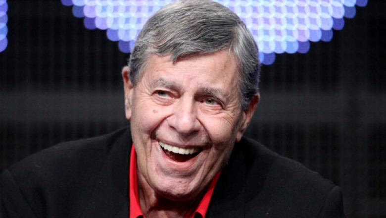 The Indelicate Delinquent in Manic Winter: An Evening with Jerry Lewis