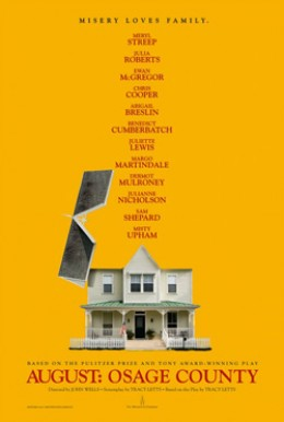 Poster Lab: August: Osage County