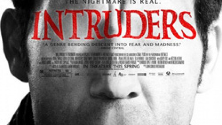 Poster Lab: <em>Intruders</em>