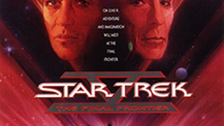 Summer of &#8216;89: <em>Star Trek V: The Final Frontier</em>