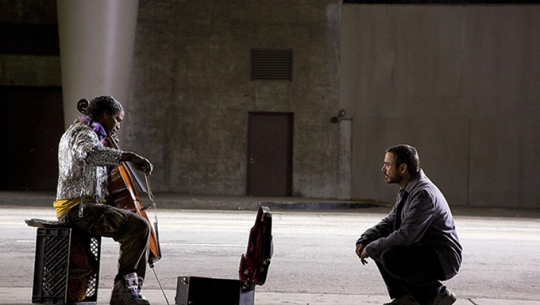 Stage Frights: <em>The Soloist</em> and <em>Is Anybody There?</em>