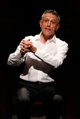 Staging Solos: An Interview with The Patsy's David Greenspan