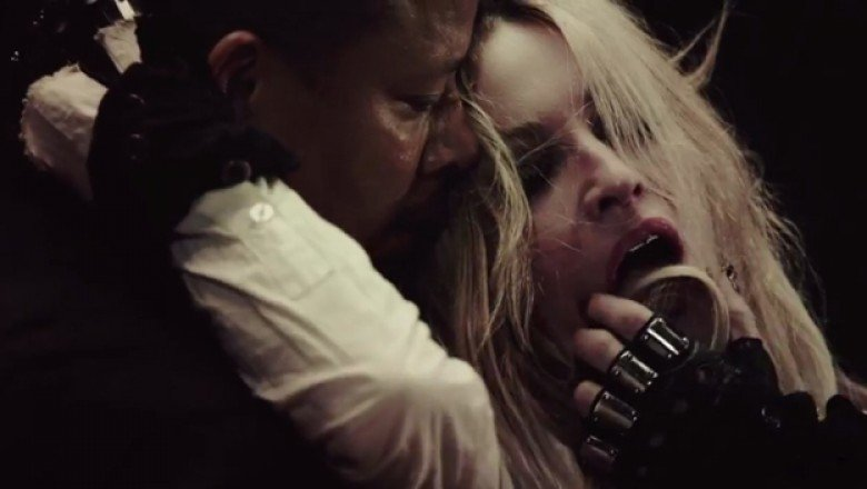 "Review: Madonna & Terrence Howard Do Campy Ruin Porn in ""Ghosttown"" Music Video"