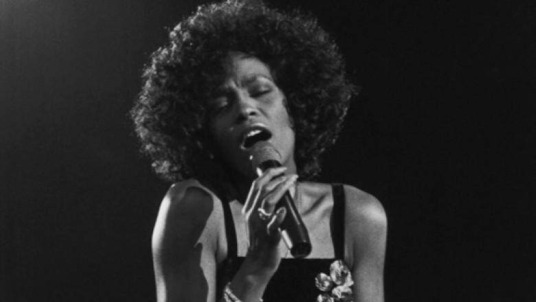 whitney black white. Simple Black Whitney Houston 1963  2012 Inside Black White