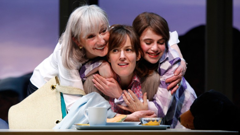 <em>Family Week</em> at the Lucille Lortel Theatre
