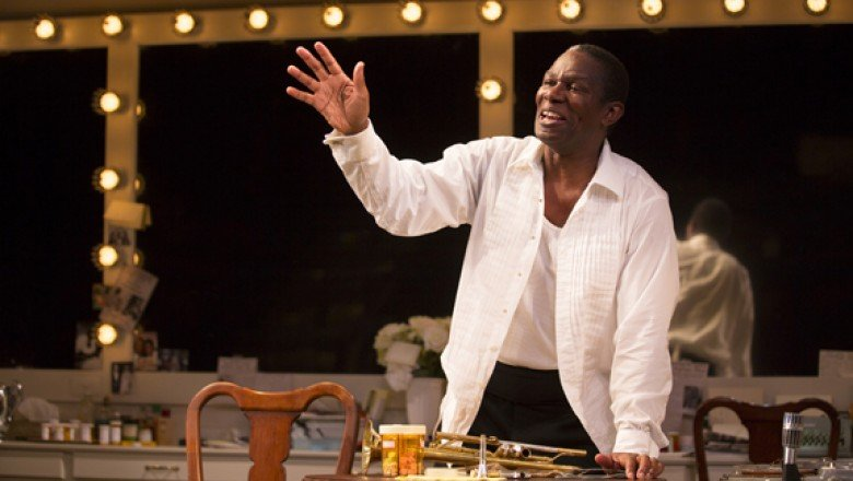 Tomming From the Heart: <em>Satchmo at the Waldorf</em> at The Long Wharf Theatre