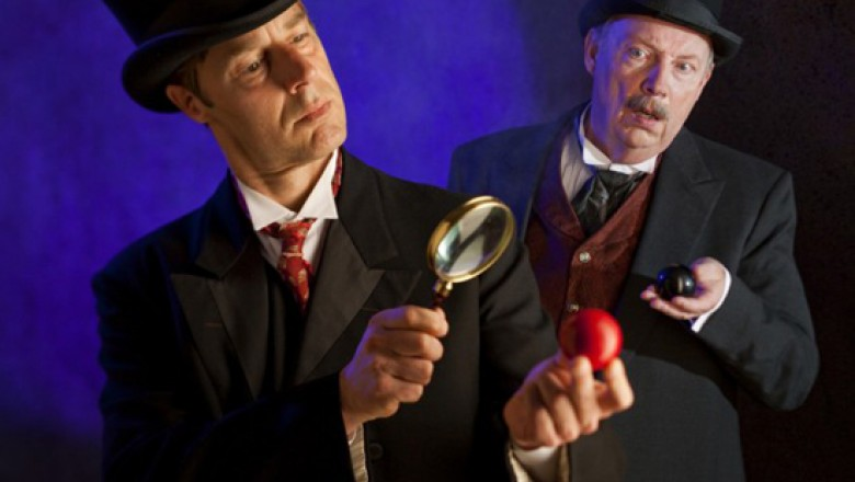 Toasting a Theatrical Mash-Up: Sherlock Holmes and the Adventure of the Suicide Club