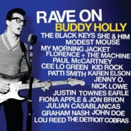Various Artists Rave on Buddy Holly