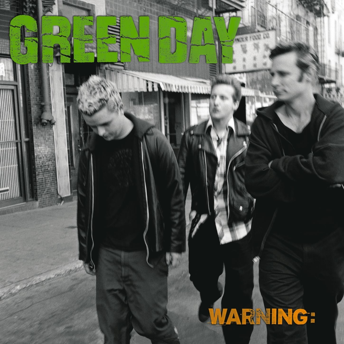 Green Day, Warning