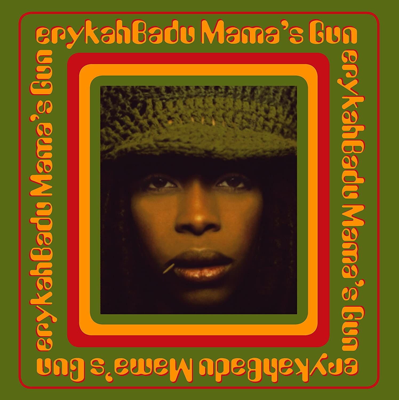 Erykah Badu, Mama's Gun