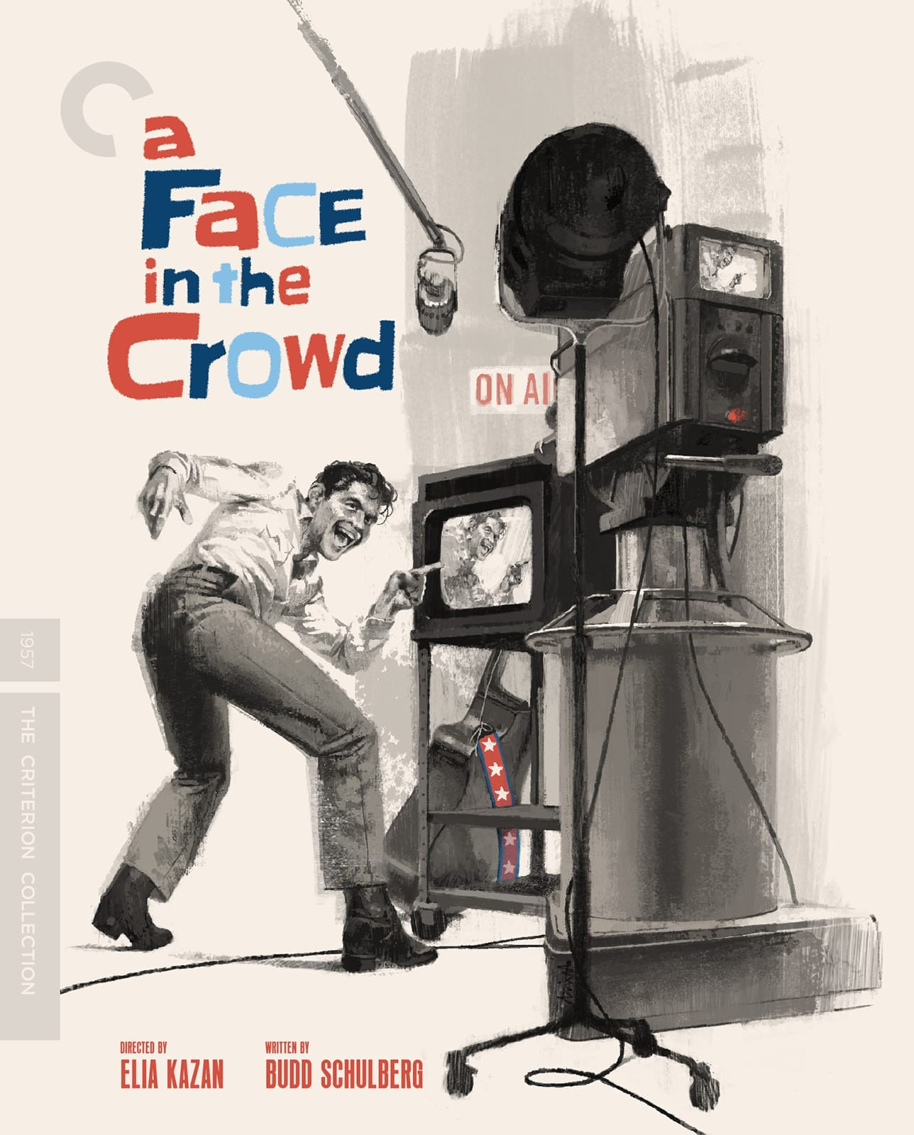 Blu-ray Review: Elia Kazan's A Face in the Crowd on the Criterion