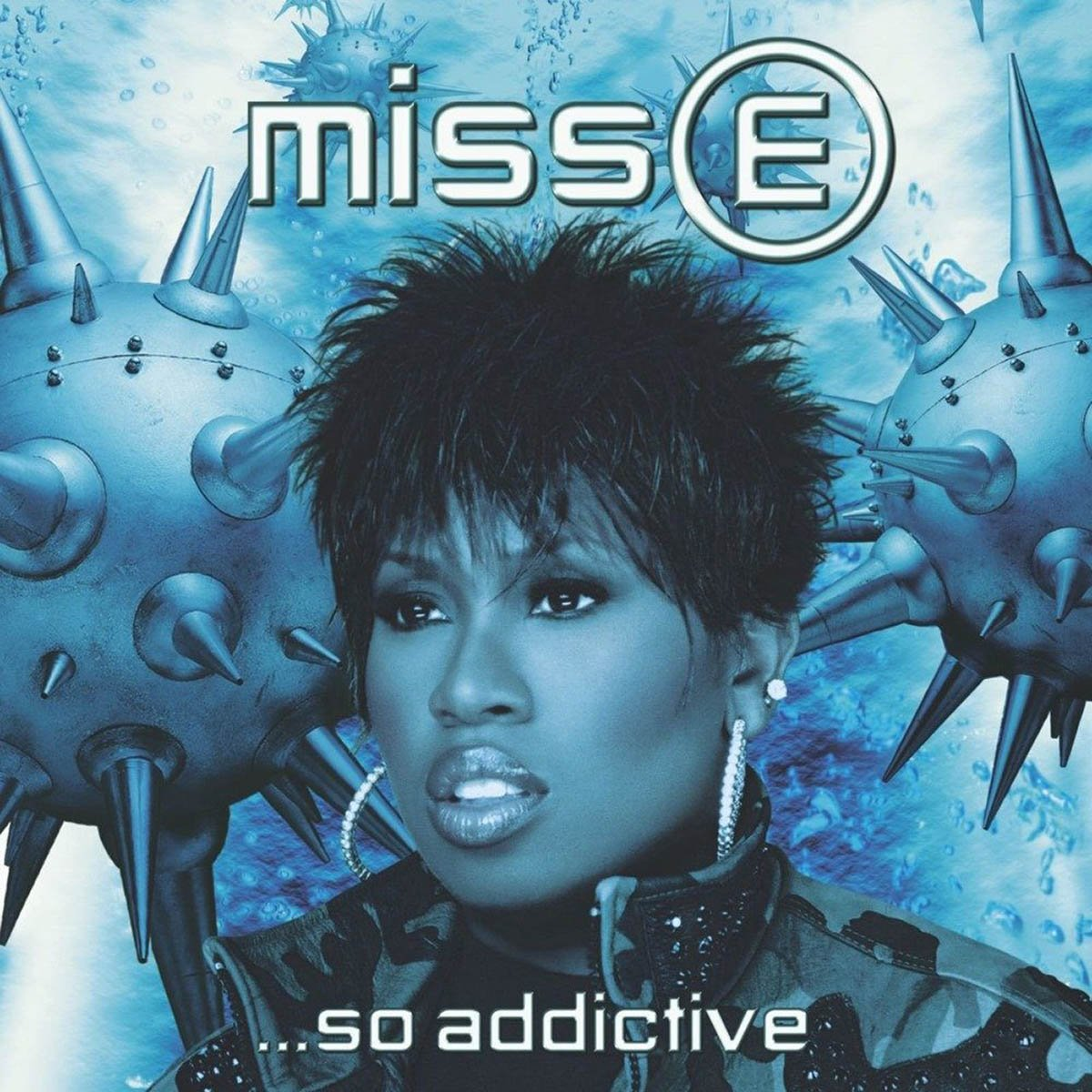 Missy Elliott, Miss E... So Addictive