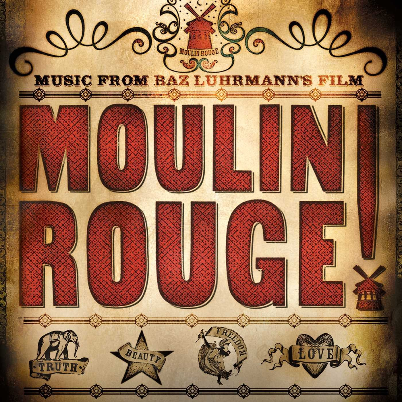 Moulin Rouge, Original Soundtrack