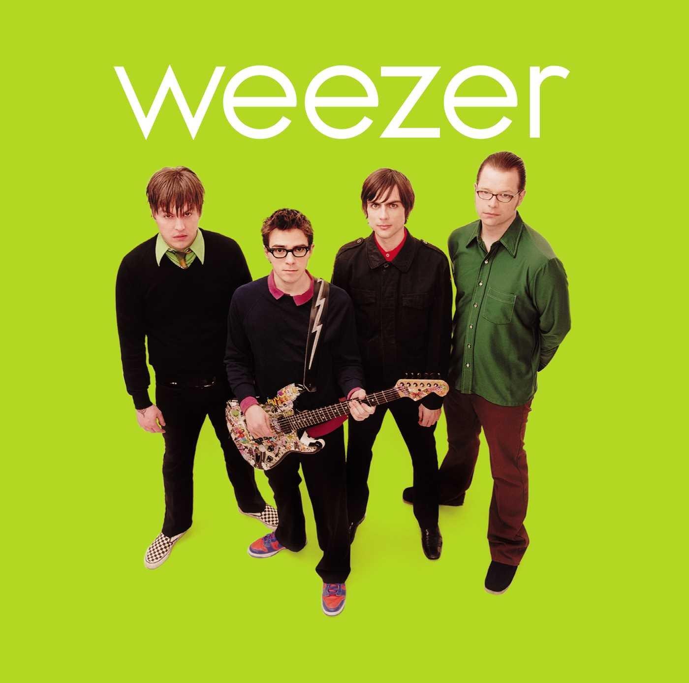 Weezer, Weezer (The Green Album)