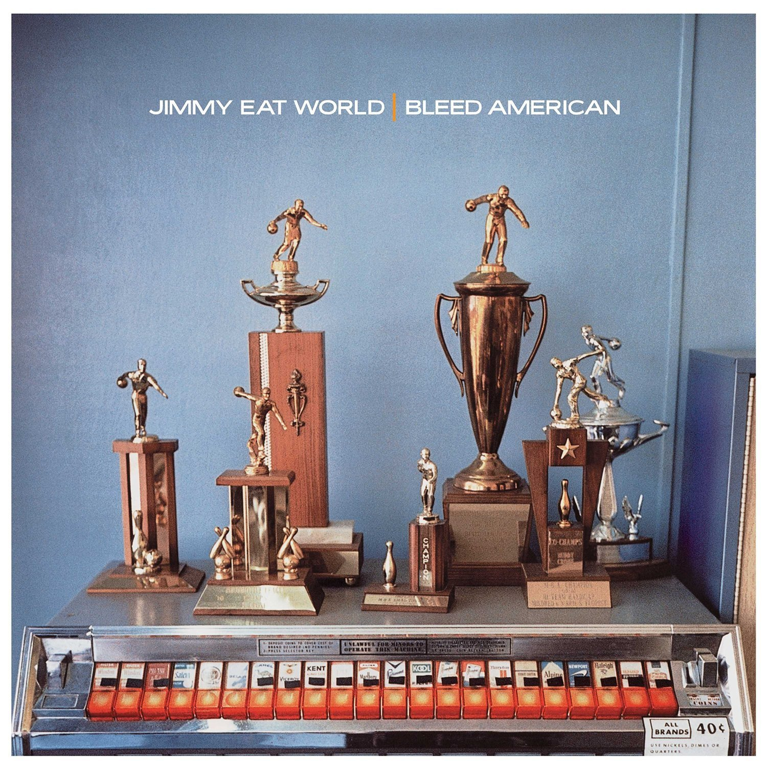 Jimmy Eat World, Bleed American